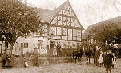 Traditionsgasthaus in Trendelburg
